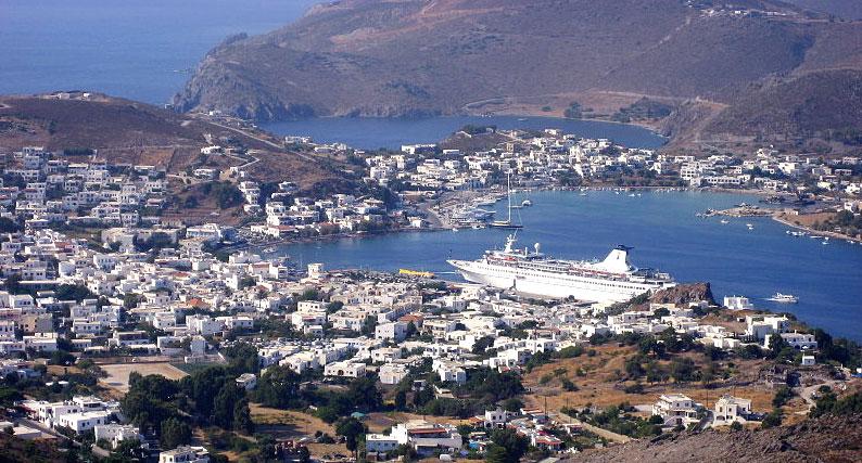 Port Patmos